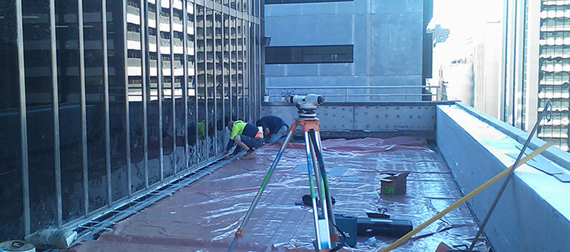 BD Remedial Building and Waterproofing Services Header Image