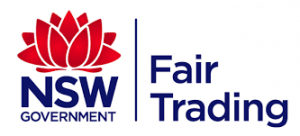 BD Remedial Department of Fair Trading Logo
